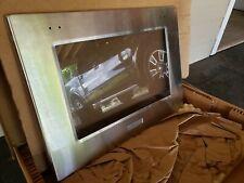 Frigidaire Kitchenaid Oven Door stainless steel