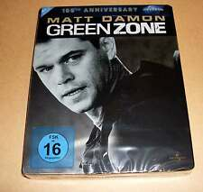 Blu-Ray Disc - Green Zone - Steelbook Metalcase 100th An. - Matt Damon - Neu OVP