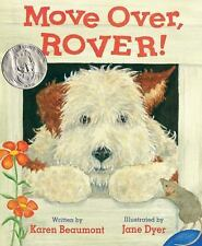Soft Coated Wheaten Terrier Children's Book: Move Over, Rover