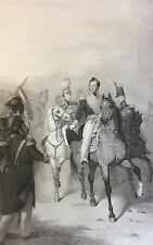 Le Duc d' Orléans Lieutenant général du Royaume Roi Louis Philippe 1er