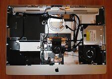 "Apple iMac A1312 27"" Aluminum Rear Housing Case WEBCAM FANS SPEAKERS DVD AirPort"