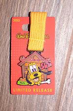 NEW Walt Disney World Pin Trading 5K Marathon Run Pluto doghouse 2015