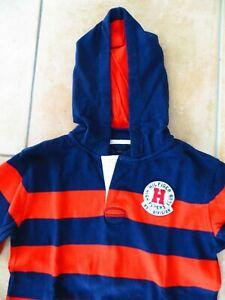 Tommy Hilfiger Hoodie Gr 164 170 XL * Kapuzenpulli Sweatshirt Jungen TOP-Zustand