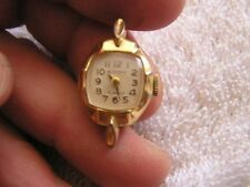 Vintage Belforte Women's Ladies  17 Jewels Watch