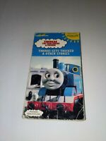 Thomas the Tank Engine Friends Thomas Gets Tricked VHS Tape Ringo Starr