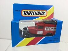 Matchbox Ford Diecast Delivery Trucks