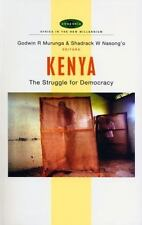 Kenya: The Struggle for Democracy (Africa in the New Millennium)