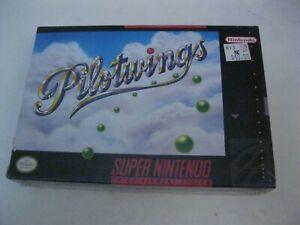 Pilotwings new sealed SNES Super Nintendo 1991