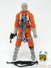Star Wars Dack Ralter Rebel Snowspeeder Pilot Vintage Collection VC07 Loose