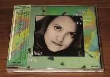 PROMO issue! $5 ship! VIRGINIA ASTLEY Japan CD obi MORE LISTED All Shall Be Well