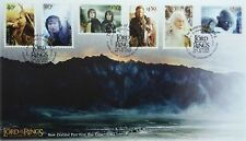 New Zealand Stamps, First Day Cover, Lord of the Rings/TROTK - dated 5/11/2003