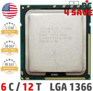 Intel Core i7-990X SLBVZ 3.46GHz 6 Core 12MB LGA 1366 Desktop Processor CPU 130W