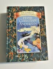 The Complete Illustrated Stories Of Hans Christian Andersen Hardcover Book