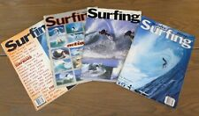 Vintage Surfing Magazine Bundle - 1996 Issues - Collectible Magazines - Crafts