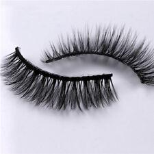 3 Pairs Makeup False Eyelashes False Fake Eyelashes Fake Eyelashes Eye Lashes