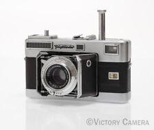 Voigtlander Vitessa 50mm f2.8 Skopar Camera -Clean and Working- (629-9)