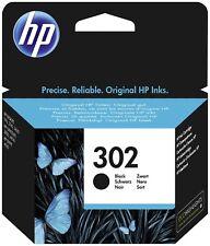 Druckerpatrone HP F6U66AE Tintenpatrone schwarz No. 302