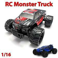 RC ferngesteuerter Monster Truck Auto, Fahrzeug, Buggy-Modellbau, Massstab 1:16