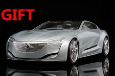 Car Model Buick Riviera Concept Car 2013 1:18 (Silver Blue) + SMALL GIFT!!!!!!!!