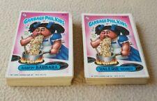 1987 Topps Garbage Pail Kids Original Series 7 OS 7 Complete 88 Card Set