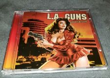 LA GUNS cd GOLDEN BULLETS free US shipping