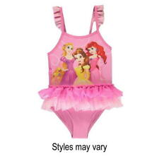 4df64c6d4b632 Infant Girls Branded Character Printed Swimsuit Pool Swimwear Size Age 2-13  Minions 1 13