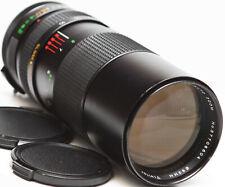 Vivitar 90-230mm F/4.5 TX Mount Close Focusing Zoom Lens For DSLR M4/3 Camera