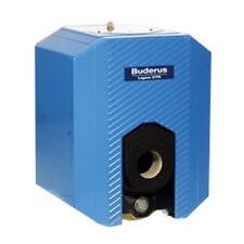 Buderus g115ws Regelgerät Gusseisen Warmwasser Öl gefeuert Kessel, 0.9 GPH, 95 mbH