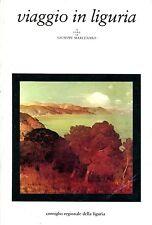 Giuseppe Marcenaro   VIAGGIO IN LIGURIA 4a ed.