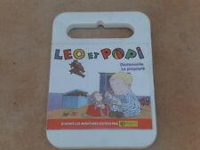 DVD LEO et POPI - L'autonomie / La propreté - bayard jeunesse