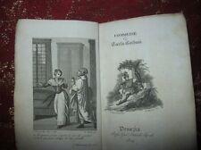 Commedie di Carlo Goldoni 1829 I Malcontenti - Le Buona Madre