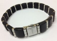 "NEW VINTAGE, RARE, Original AUTHENTIC  Zoppini 7.5"" Silicone/Rubber Bracelet"