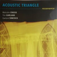 Acoustic Triangle - Resonance (CD 2005 Audio-B UK) Jazz - VG+++ 9.5/10