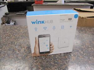 winkHUB PWHUB-WH17 Wink Hub Smart Home Control App Bluetooth WiFi ZWave Zigbee