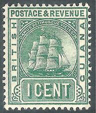 British Guiana Edward VII Era (1902-1910) Stamps