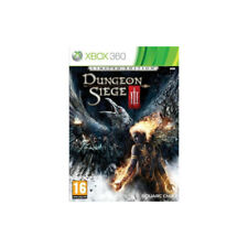 Dungeon Siege iii 3 Limited Edition 2011 XBOX 360 PAL English Factory Sealed