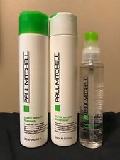 Paul Mitchell Smoothing Super Skinny Serum, Shampoo & Conditioner 10.14/5.1oz