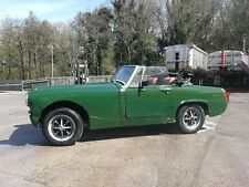 MG Midget 1500 - 1977 - Restoration Project - Barn Find - Spares or repair