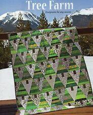 Tree Farm Quilt Pattern Pieced/Applique TC