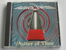 The James Twins - Matter Of Time (CD Album) Used Very Good