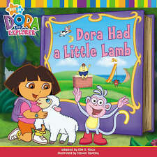 Dora Had a Little Lamb (Dora the Explorer), Nickelodeon, New Book