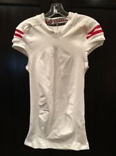Authentic Team Issued Wisconsin Badgers Football Jersey (Blank) L