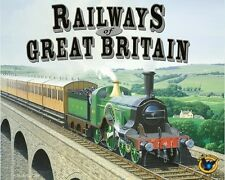 Railways of Great Britain - An Exciting Expansion to Railways of the World.