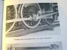 LIVE STEAM MODEL 0 GAUGE LOCOMOTIVES CONSTRUCTION VINTAGE BOOK POWERFULL ENGINES