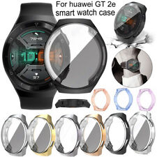 For Huawei Watch GT 2e 46mm TPU Watch Case Screen Protector Silicone Frame Cover