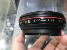 Front Lens Barrel UV Ring FOR CANON EF 16-35mm 1:2.8 L USM Repair Part (Gen 1)