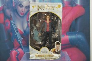 Hermione Granger Harry Potter 7-Inch Female Action Figure Wizarding World
