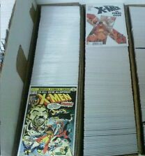 the uncanny x-men 1 - 600 + Hulk 181 lot collection NYX 3 New Mutants 98 Cgc 9.8