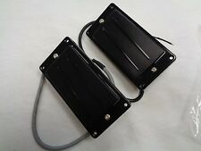 MINGS Twin blade Humbucker Pickup Set Black