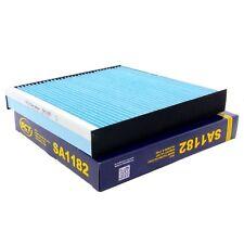 SCT Innenraumfilter Luftfilter SA1182 Pollenfilter Luft Filter